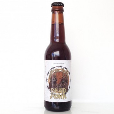 Cerveza artesanal Dead Monk Espina de Ferro