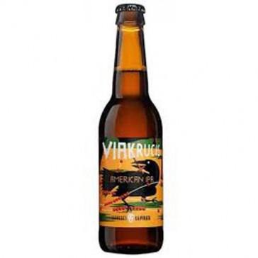 Cerveza artesanal Viakrucis La Pirata