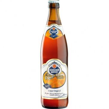 Cerveza artesanal Meine Hopfenweisse / Schneider-Brooklyner