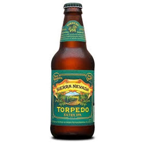 Cerveza artesanal Torpedo Sierra Nevada