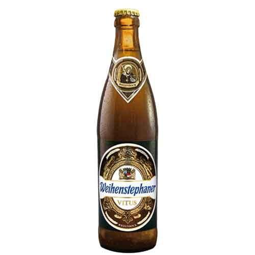 Cerveza artesanal Weihenstephaner Vitus