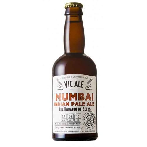 Cerveza artesanal Mumbai Indian Pale Ale Vicbrewery