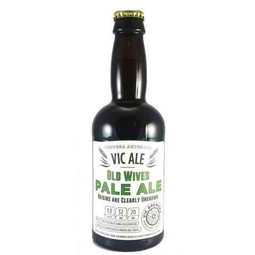 Cerveza artesanal Old Wives Pale Ale Vicbrewery