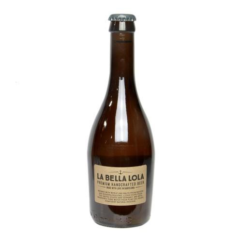 Cerveza artesanal La Bella Lola Barcelona Beer Company