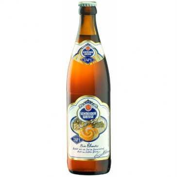 Cerveza artesanal Schneider Weisse Meine helle Weisse (TAP 1)
