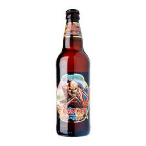 Cerveza artesanal Trooper Robinsons Brewery