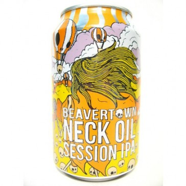 Cerveza artesanal Beavertown Neck Oil