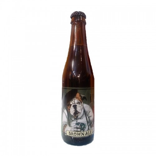 Cerveza artesanal Kiskale Laugar