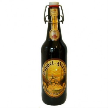Cerveza artesanal Doppel-Hirsch