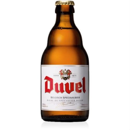 Cerveza artesanal Duvel