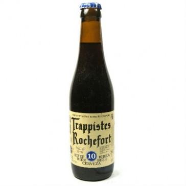 Cerveza artesanal Trappistes Rochefort 10