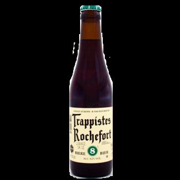 Cerveza artesanal Trappistes Rochefort 8
