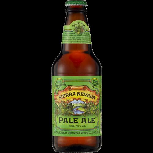 Cerveza artesanal Pale Ale Sierra Nevada