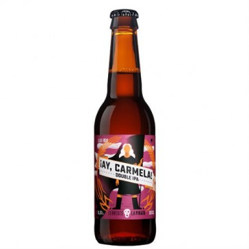 Cerveza artesanal Ay Carmela La Pirata