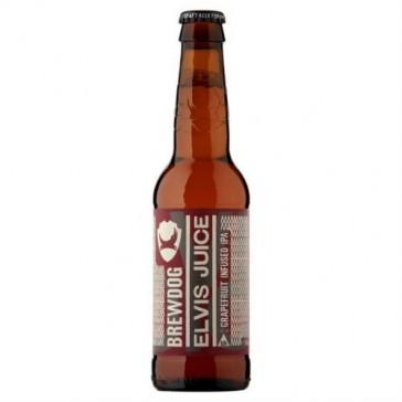 Cerveza artesanal Elvis Juice