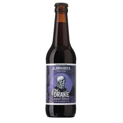 Cerveza artesanal Drake Almogàver