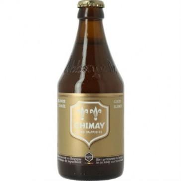 Cerveza artesanal Chimay Gold
