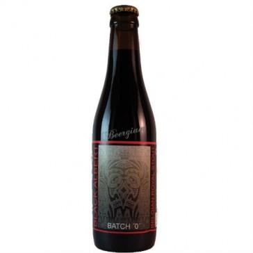 Cerveza artesanal Black Albert De Struise