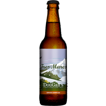 Cerveza artesanal Tres Mares DouGall's