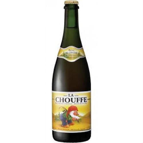 Cerveza artesanal La Chouffe Blond (75 cl)