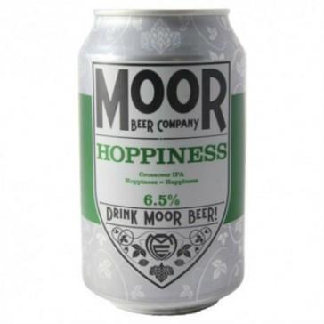Cerveza artesanal Hoppiness Moor