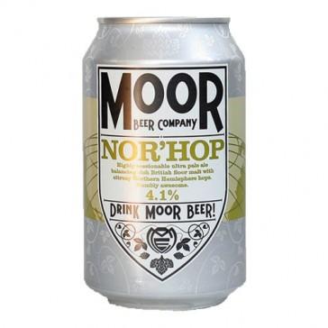 Cerveza artesanal Nor'Hop