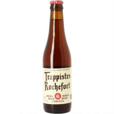 Cerveza artesanal Trappistes Rochefort 6