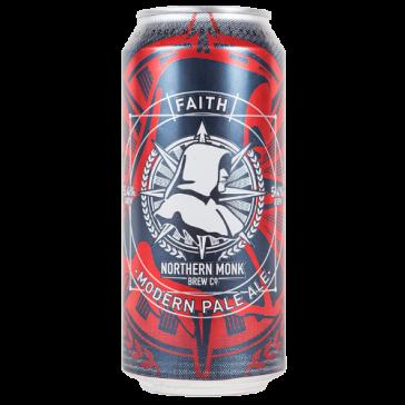 Cerveza artesanal Faith Northern Monk