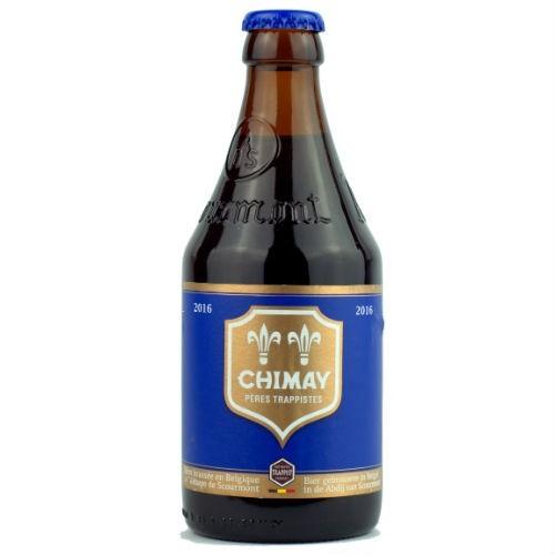 Cerveza artesanal Chimay Blue