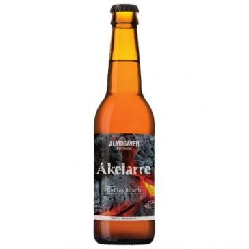 Cerveza artesanal Akelarre Almogàver