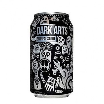 Cerveza artesanal Dark Arts Magic Rock Brewing