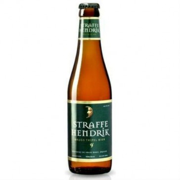 Cerveza artesanal Straffe Hendrik Brugs Tripel