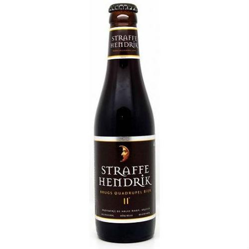 Cerveza artesanal Straffe Hendrik Brugs Quadrupel