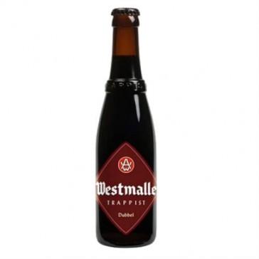 Cerveza artesanal Westmalle Trappist Dubbel