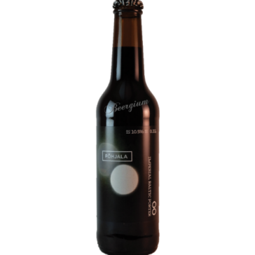 Cerveza artesanal Öö Porter Pohjala