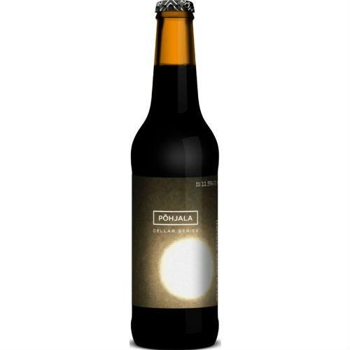 Cerveza artesanal Öö XO Baltic Porter Pohjala