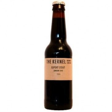 Cerveza artesanal Export Stout London 1890