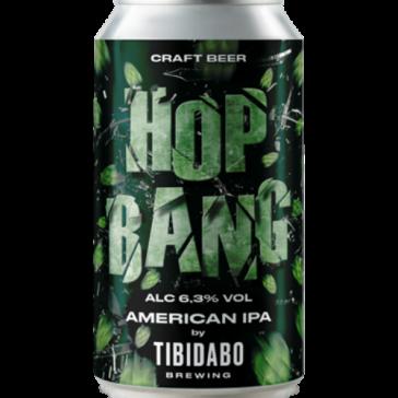 Cerveza artesanal Hop Bang Tibidabo Brewing