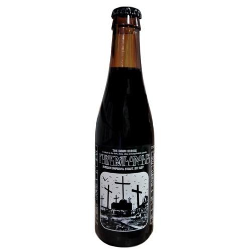 Cerveza artesanal Funeralopolis Laugar