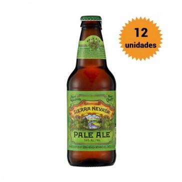 Cerveza artesanal Pack cerveza artesanal 12 Sierra Nevada Pale
