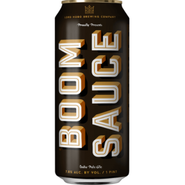 Cerveza artesanal Bommsauce Lord Hobo