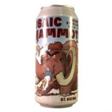 Cerveza artesanal Mosaic Mammoth DDH Het Uiltje