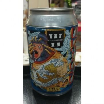 Cerveza artesanal Ukiyo Wylie Brewery