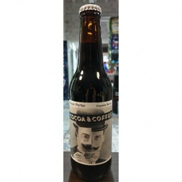 Cerveza artesanal Royal Porter Cocoa & Coffee Nómada