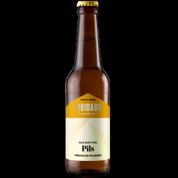Cerveza artesanal Tibidabo Pils Tibidabo Brewing