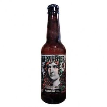 Cerveza artesanal Bloody Fruit Naparbier