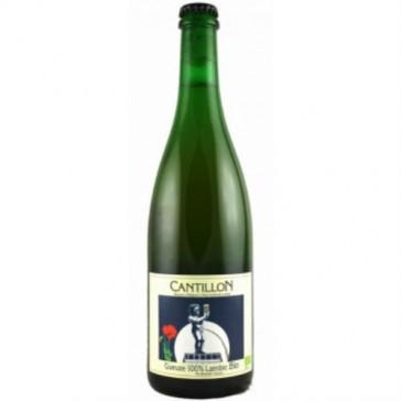 Cerveza artesanal Gueuze 100% Lambic Bio (2018)
