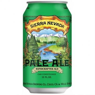 Cerveza artesanal Sierra Nevada Pale Ale (lata) Sierra Nevada