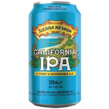 Cerveza artesanal California IPA Sierra Nevada