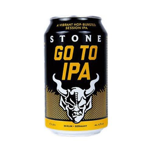 Cerveza artesanal Go to IPA Stone Brewing